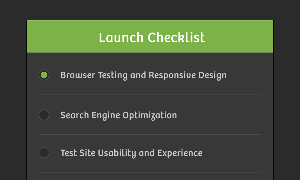 Website Launch Checklist (15 Things to Consider) | Tilted Square