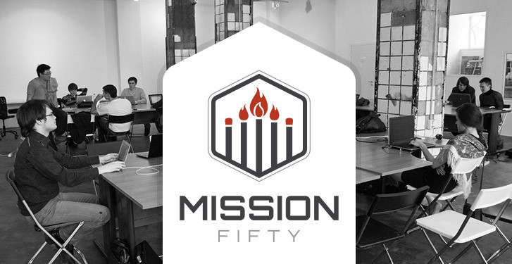 Mission Fifity