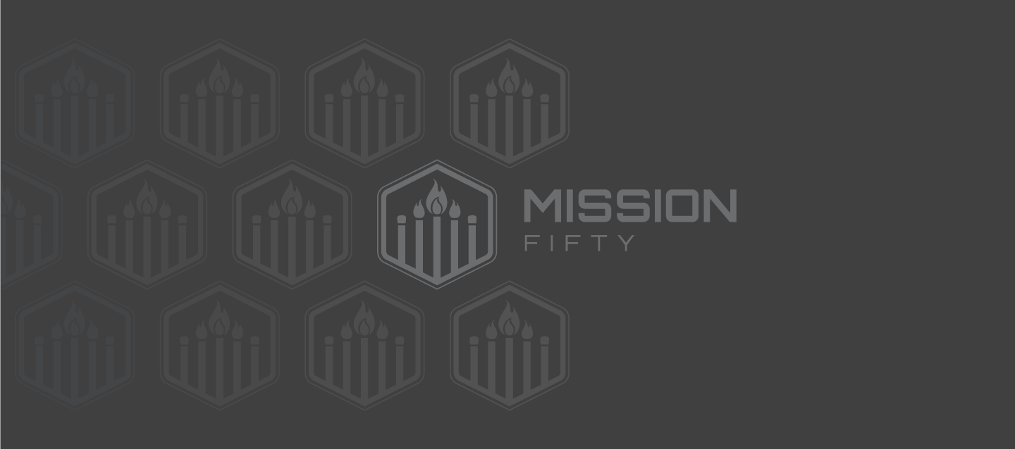 Mission Fifty Pattern